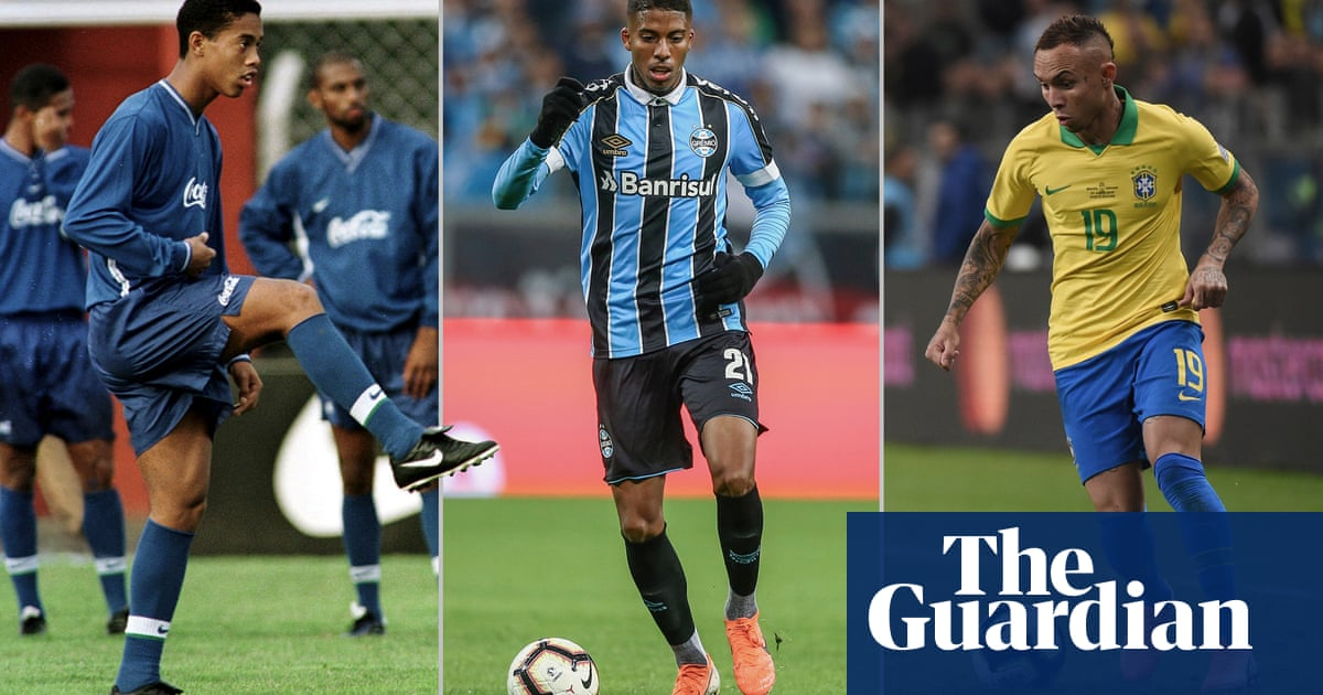 Inside the Grêmio academy, home of Brazils brightest young footballers