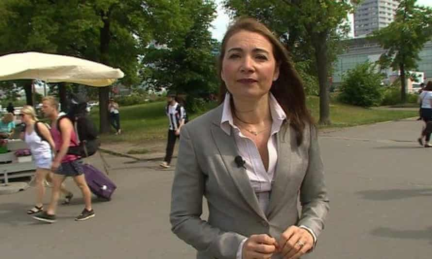 BBC Europe editor Katya Adler is among journalists who must abide by the referendum guidelines