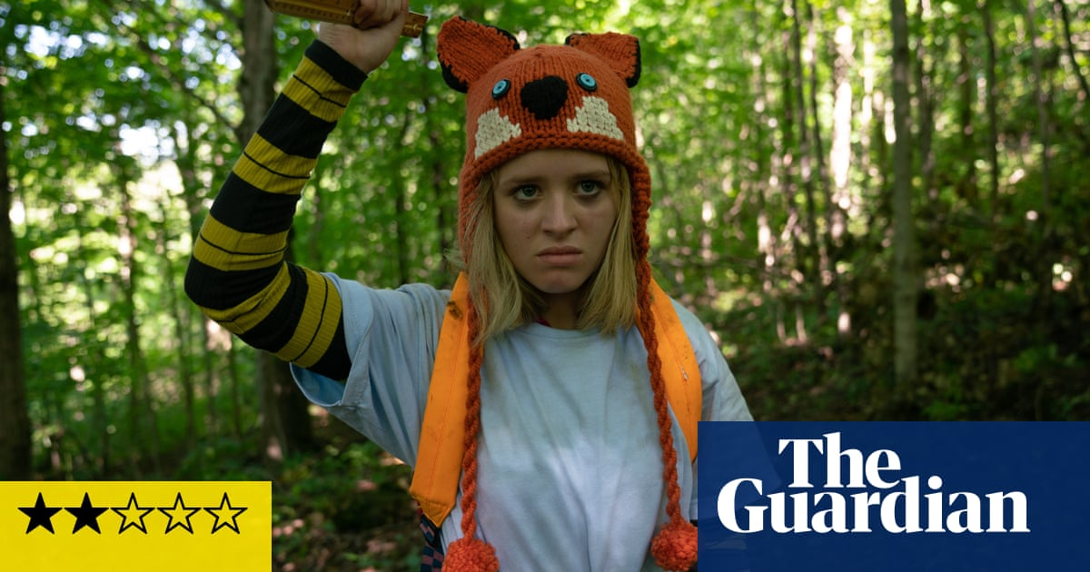 Becky review – stroppy teenager turns tables on neo-Nazi thugs