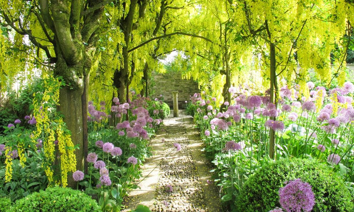 Room with a bloom: 10 beautiful garden getaways in the UK