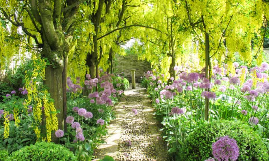 Down to the garden gate: bucolic bliss at Barnsley House, Cirencester.