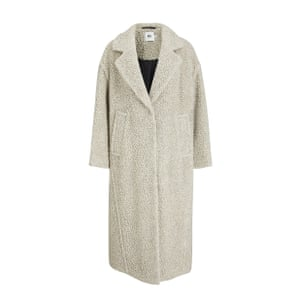 Grey coat, £169, by Kin, from johnlewis.com