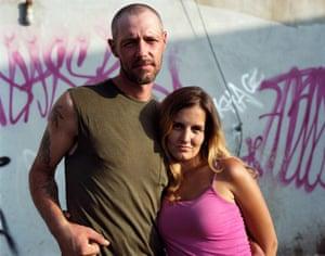 Pat and Rachel, 2012, Kensington Blues, 2008-2014 -Jeffrey Stockbridge