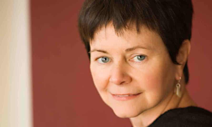 Australian author Geraldine Brooks