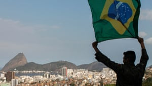 Excitement builds in the Favela as Rio prepares to host the Olympics