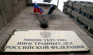 Foreign diplomats attended a briefing on the Skripals' poisoning case at Russian Foreign Ministry on Wednesday.