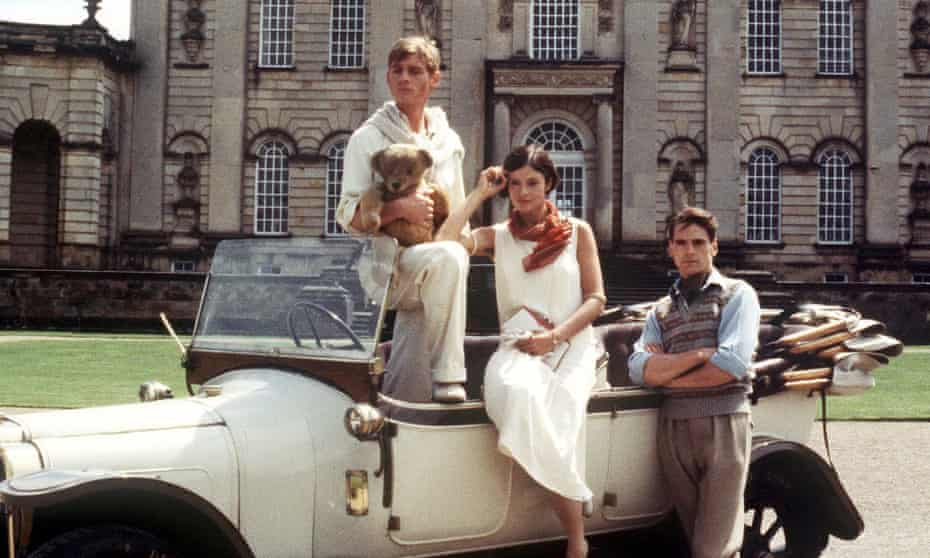 the 1981 TV adaptation of Brideshead Revisited.