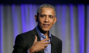 Barack Obama has not endorsed any candidate in the 2020 race but that hasn't stopped ads for Elizabeth Warren, Joe Biden and Mike Bloomberg from featuring him prominently.