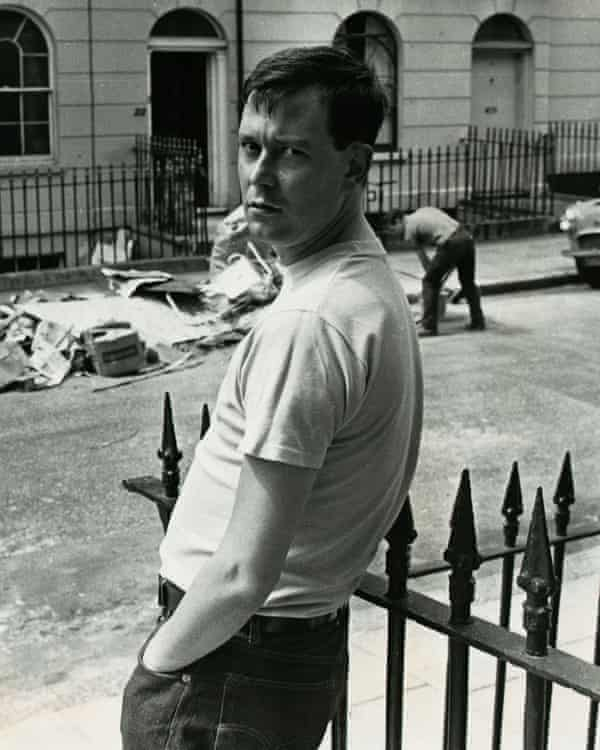 Joe Orton in Islington London, 1967. Photograph: George Elam/Daily Mail/REX