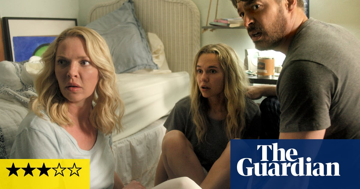 Fear of Rain review – lurid horror film takes aim at mental illness stereotypes