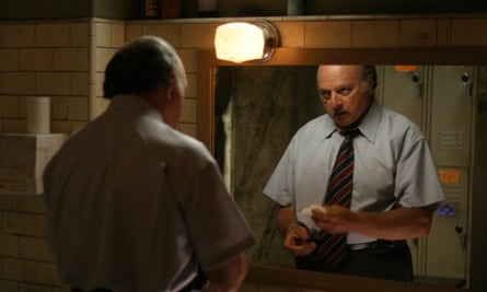 Detective Andy Sipowicz (Dennis Franz) in NYPD Blue.