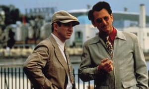Rare gem? Sean Penn, right, in Woody Allen's Sweet and Lowdown.