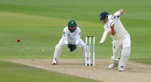 Root pushes for two.