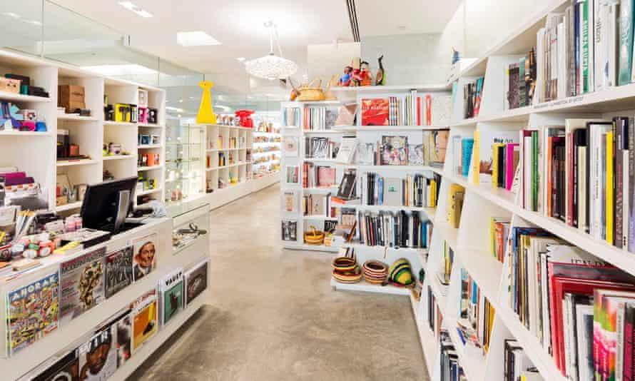 Museum of Contemporary Art store, Sydney