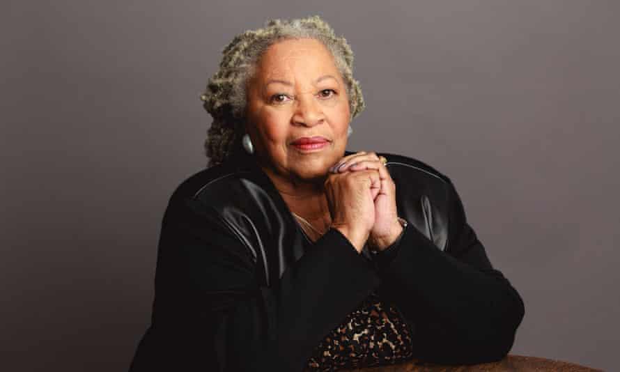 Lessons in human nature … Toni Morrison.