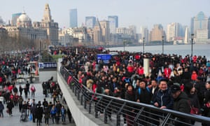 what are the effects of overpopulation in china