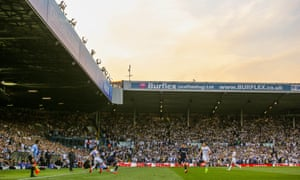 The 2019 Championship play-off semi final between Leeds and Derby at Elland Road