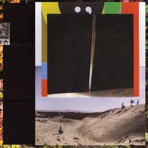 Bon Iver: i,i album artwork