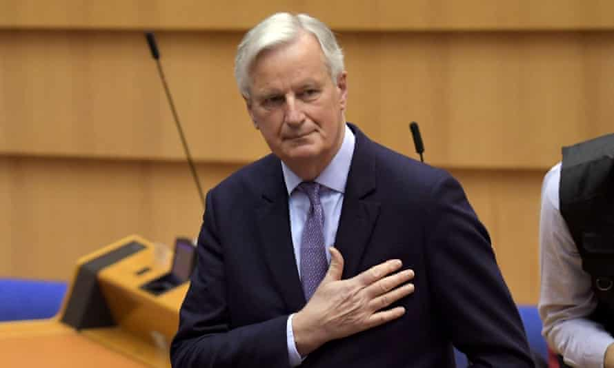 Michel Barnier: 'Brexit is a failure for the EU. It is also a waste, for the UK and for us.'