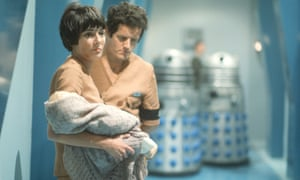 Scene from The Power of the Daleks