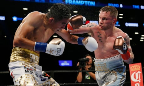 83aca165 Carl Frampton's world featherweight title rematch with Léo Santa Cruz set