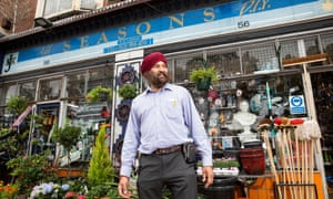 Customers are coming back to the family run All Season DIY in Birmingham run by Surinder Josan.