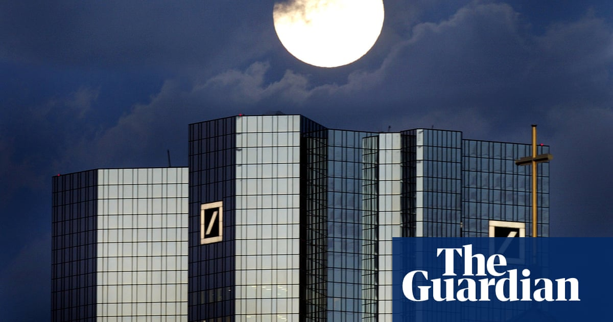 Dark Towers review: Deutsche Bank, Donald Trump and a must-read mystery