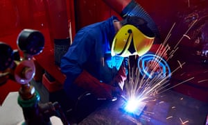 Parts of the manufacturing sector could be adversely affected by friction in trade post-Brexit.