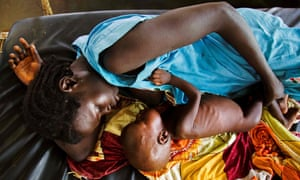 Malnutrition is responsible for approximately one-third of the admissions to Kenyan hospitals and once a child is malnourished, they are more likely to die from any cause.