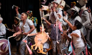 Public Acts Cast in Pericles at National Theatre