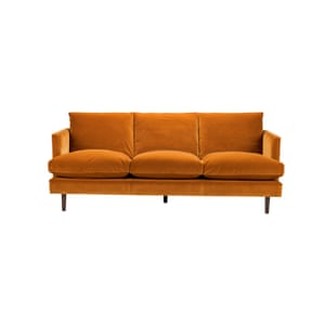 Clara sofa, £1,895, arloandjacob.com. Available early October