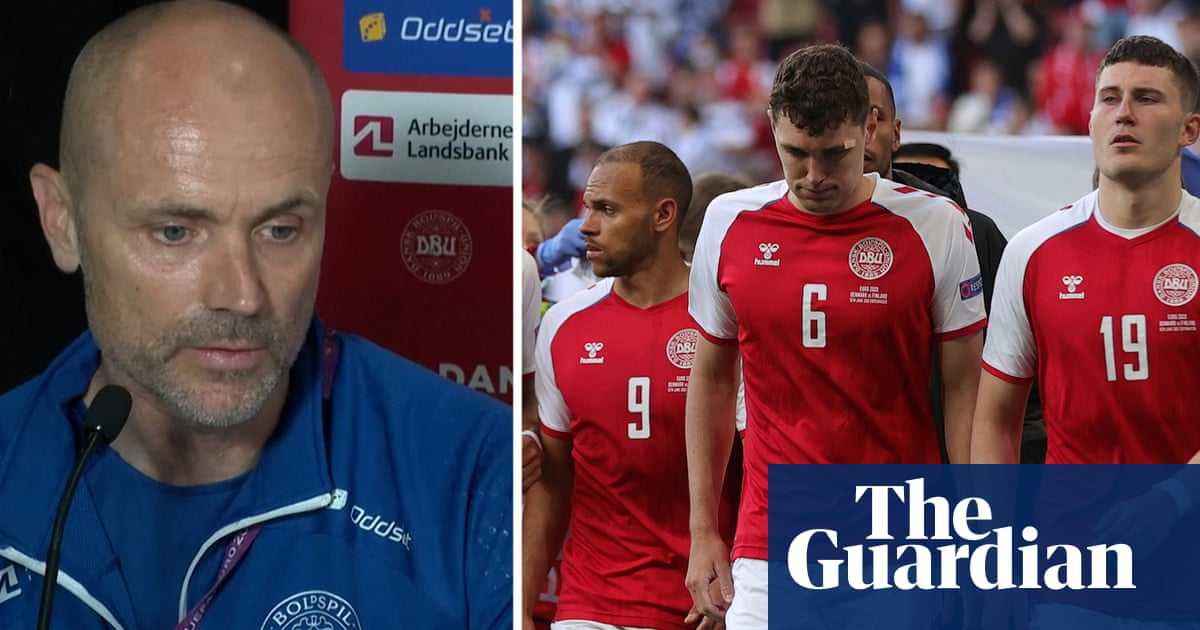 'He was gone': Christian Eriksen had cardiac arrest, Denmark doctor says