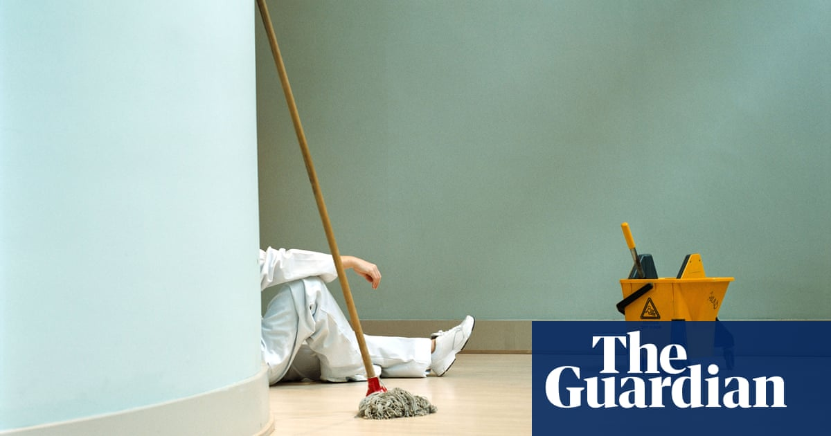 Lost in Work by Amelia Horgan review – why so many people feel unfulfilled