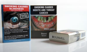 plain cigarette packaging