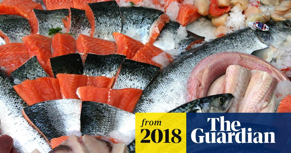 Aldi named as best British supermarket for sustainable fish