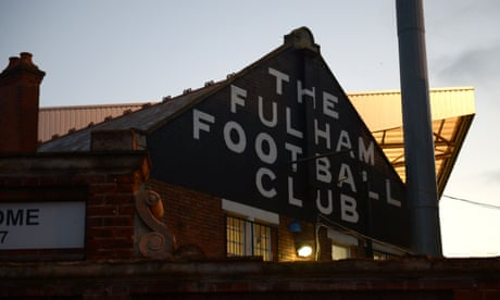 Fulham v Tottenham Hotspur: FA Cup fifth round – live!