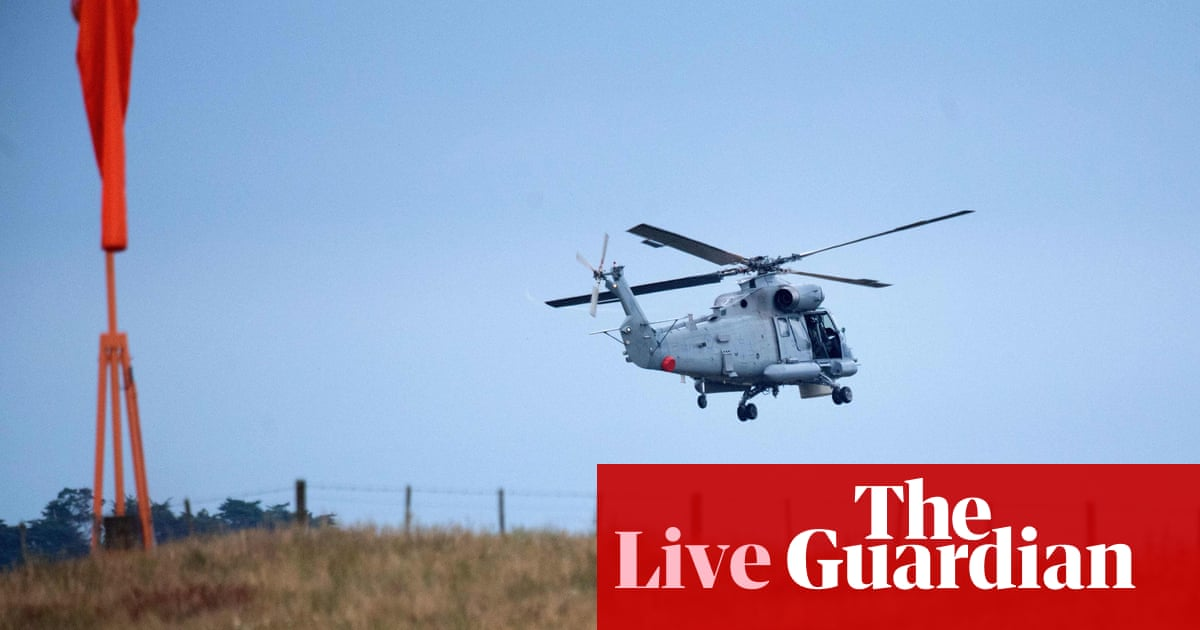 New Zealand volcano eruption: White Island recovery operation 'going to plan' – live | World news