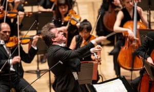 Jakub Hrůša, 'a conductor straight from central casting', leads Mahler's Second Symphony at the Royal Festival Hall.