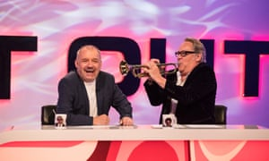 Bob Mortimer and Vic Reeves on Vic and Bob's Big Night Out.