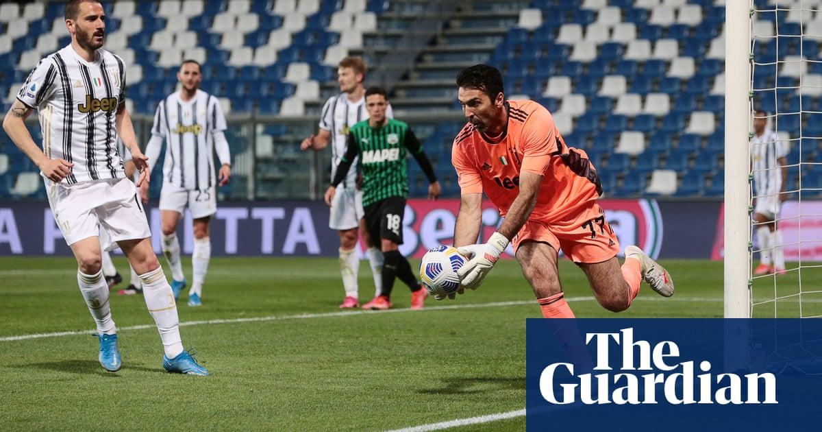 Gigi Buffon aiming to make departing gift as Juventus look to save season