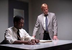 Hays and West interrogate Woodard