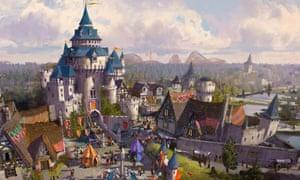 Will 'Disneyland London' turn Kent into a Magic Kingdom