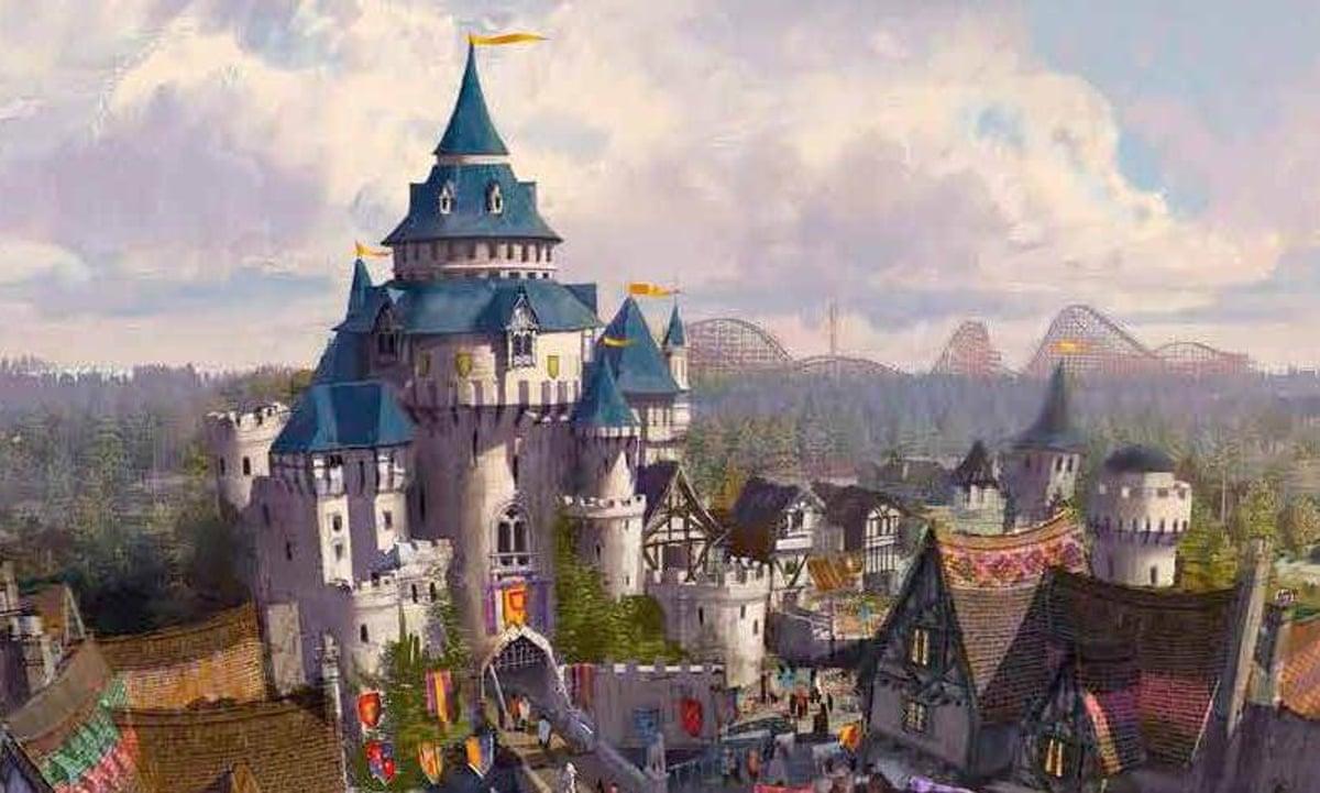 Will Disneyland London Turn Kent Into A Magic Kingdom The