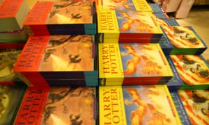 Harry Potter books whose publisher, Bloomsbury Publishing, has posted record results