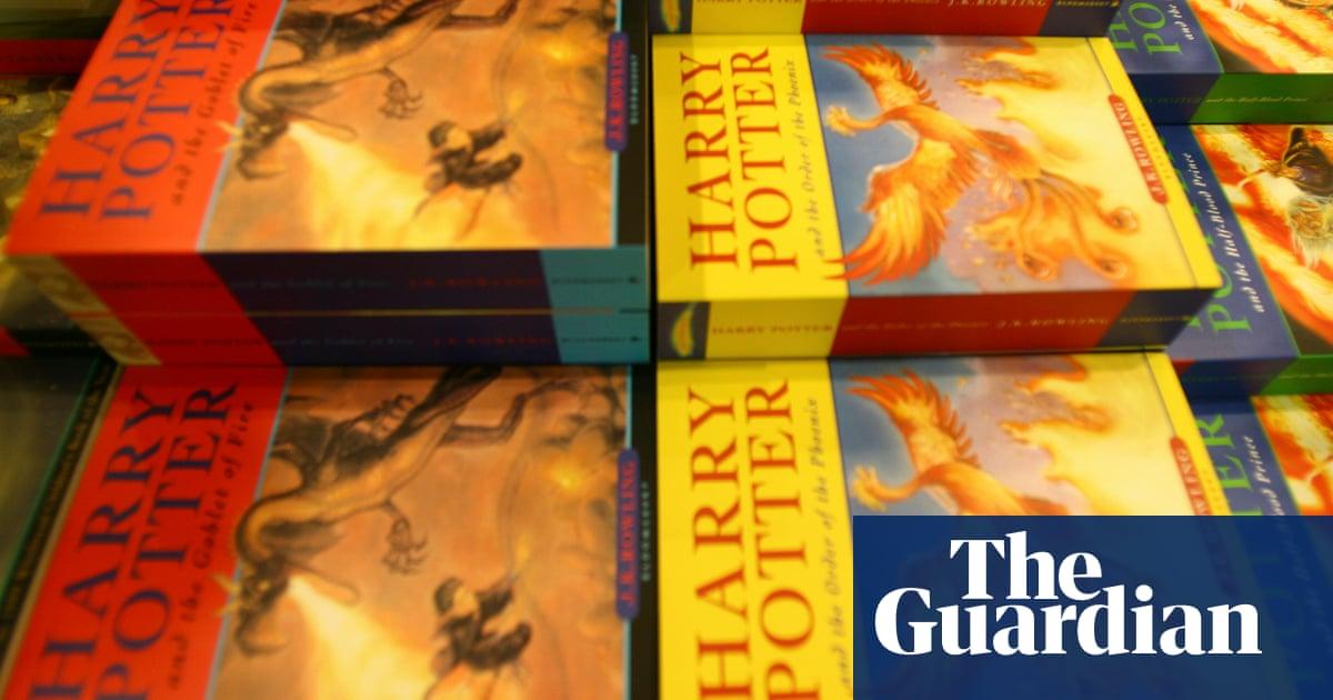 Harry Potter publisher reports record profits despite supply chain crisis