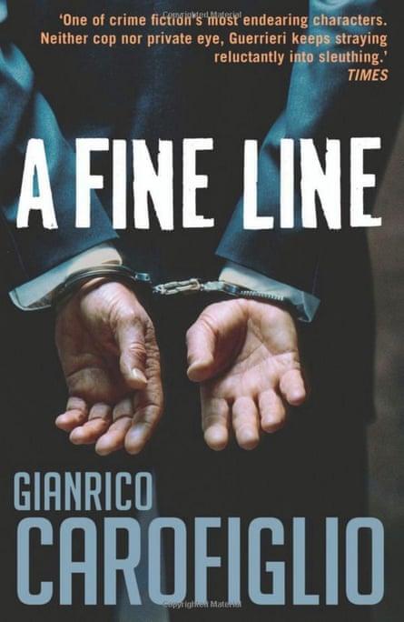A Fine Line by Gianrico Carofiglio