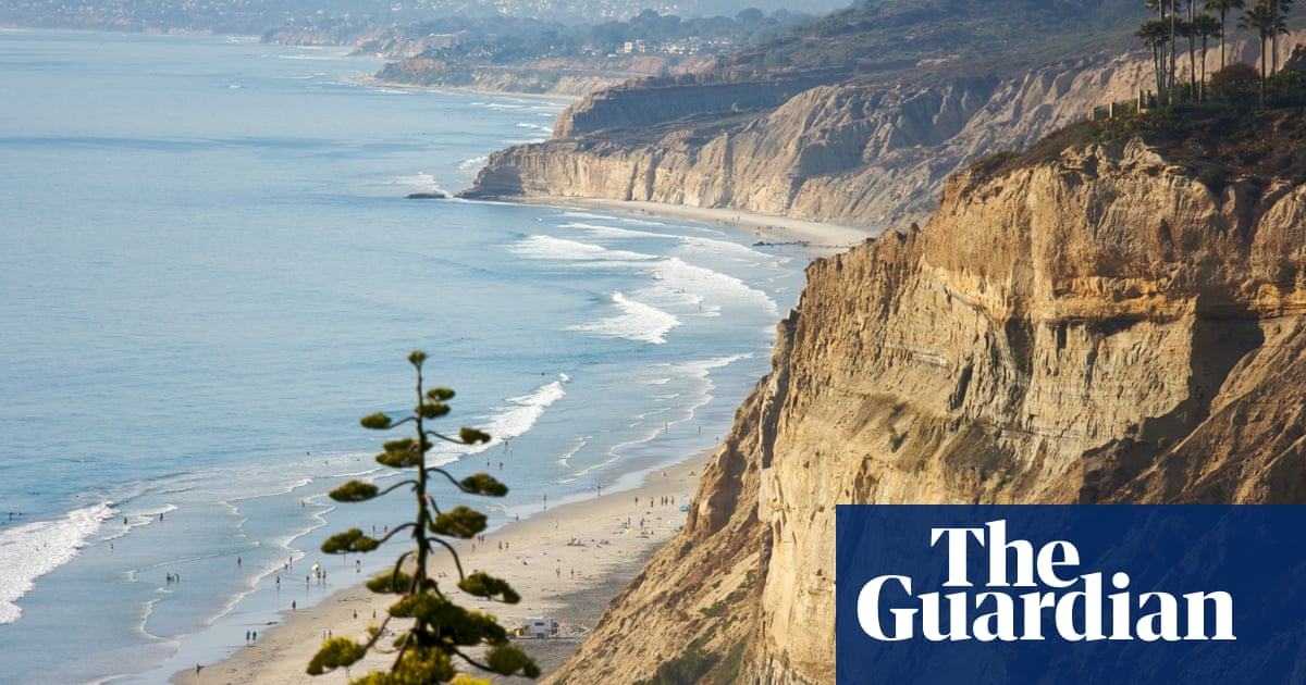 Deadly cliffside collapse underscores California's climate-fueled