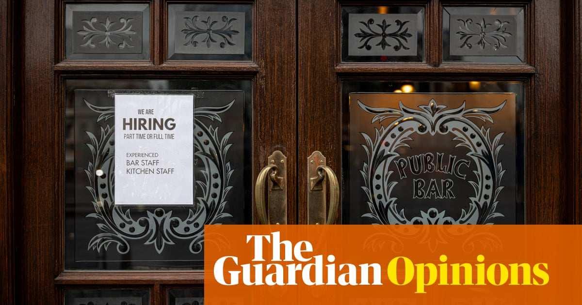 UK employers may be struggling to fill jobs, but this isn't a new era of worker power