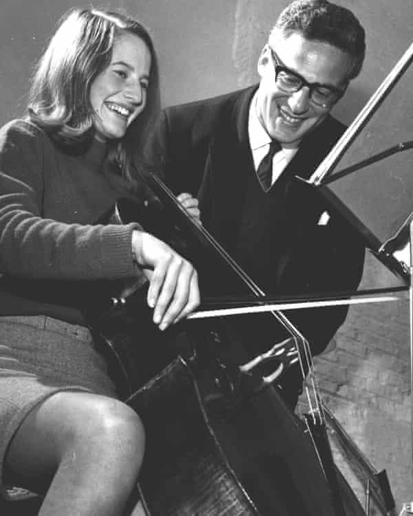 Martin Lovett teaching his student Elisabeth Agate.