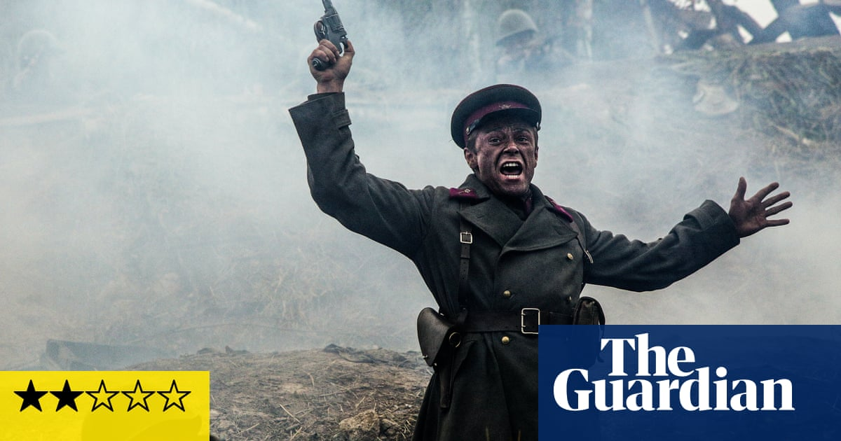 The Final Stand review – old-fashioned flag-waving for Mother Russia